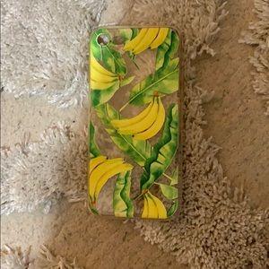 Accessories - iPhone 7 banana phone case